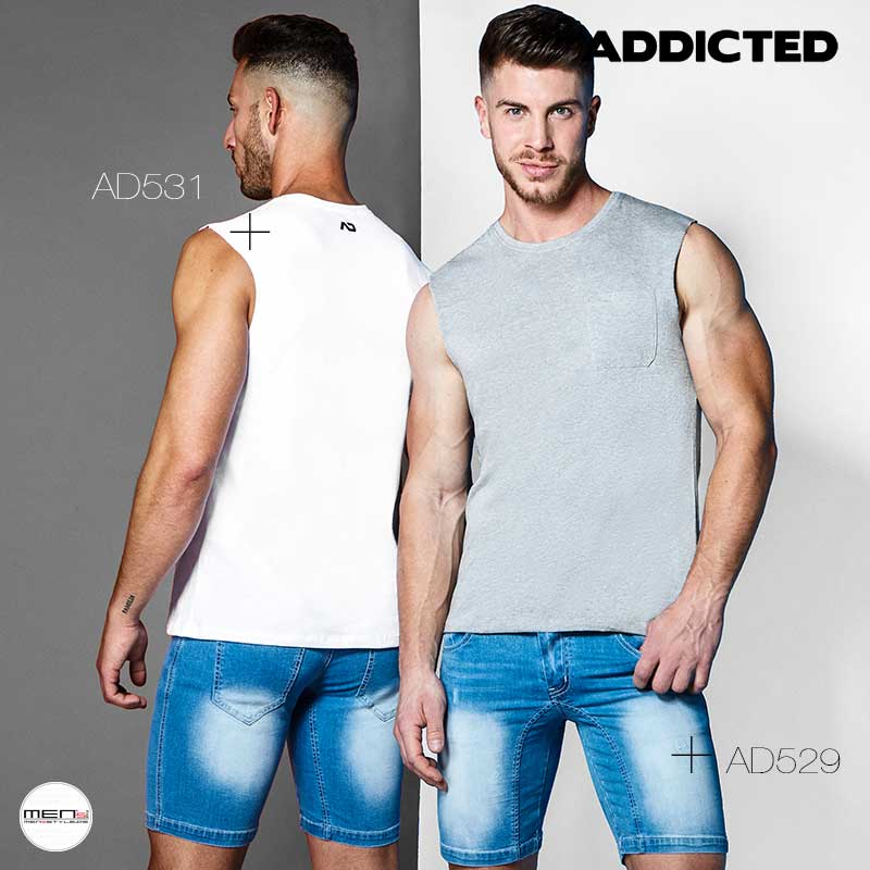 Addicted Mens fashion from sports shirts to jeans Shorts of the Sportswear collection AD531