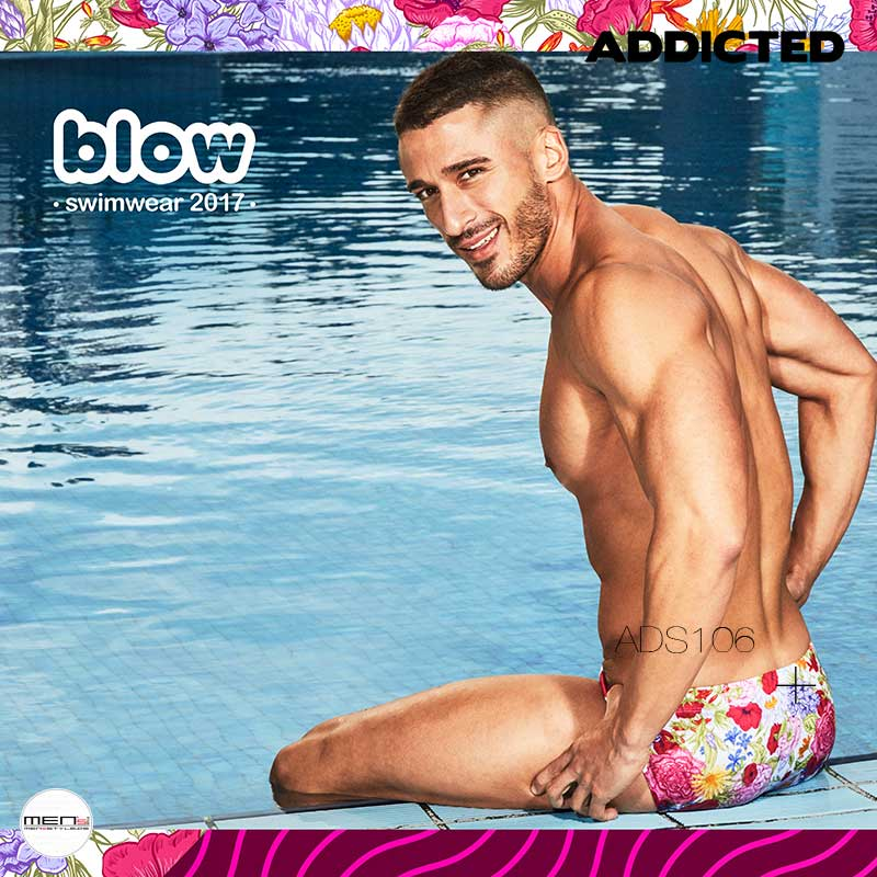 addicted flower power Generation im Badestyle ADS106