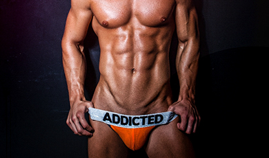 Buy Underwear from Addicted now at Mensstyle Berlin